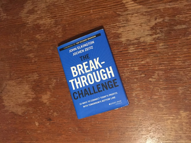 The Breakthrough Challenge Book