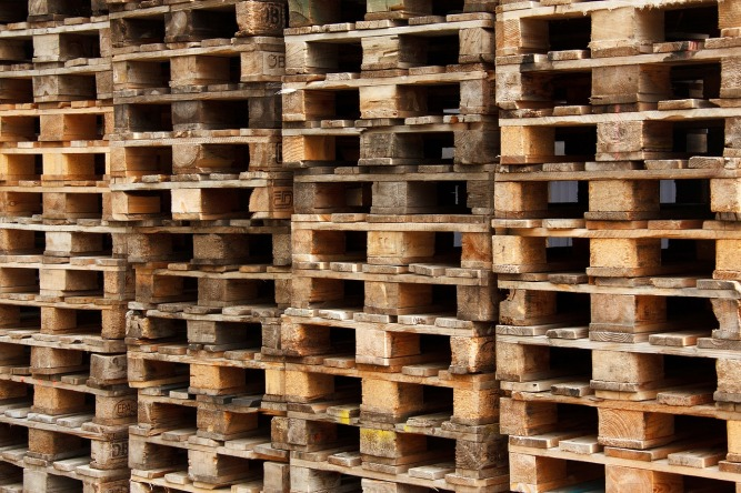 Wooden Shipping Pallets; Ethical Inventory; Supply Chain Management