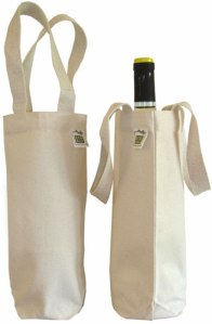 Wine Bags; Reusable wine bags; B Corp
